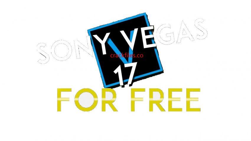 Sony VEGAS Pro 17.0.421 Crack + Serial Number Full Version (2020)