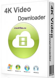 4k Video Downloader 4.12.4.3660 Crack & Keygen Free Download [2020]