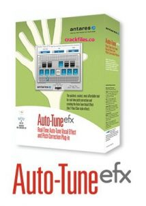 Antares AutoTune Pro 9.1.1 Crack Latest Serial Key Full Version [2020]