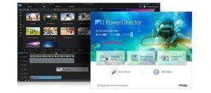CyberLink PowerDirector 18.0.2725.0 Crack & Activation Key 2020