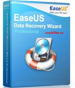 EASEUS Data Recovery Wizard 13.3.0 Crack Plus Serial Key [2020]