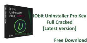 IObit Uninstaller Pro 10.0.0.43 Crack Plus Serial Key Free Download 2020