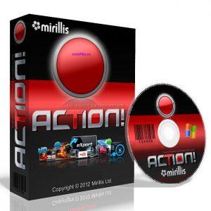Mirillis Action 4.10.0 Crack Plus Activation Key Free Download 2020