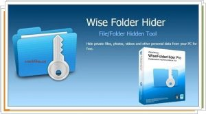 Wise Folder Hider Pro 4.3.4.193 Crack & License Key Free Download