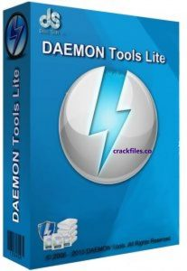 DAEMON Tools Lite 10.13.0 Crack Plus Keygen Free Download 2020