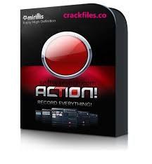 Mirillis Action 4.10.4 Crack Plus Serial Key Free Download [2020]