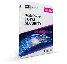 Bitdefender Total Security 2020 Crack & Activation Key [2020]