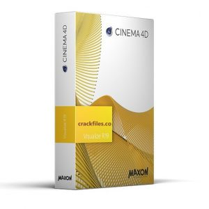 CINEMA 4D R22.116 Crack Plus Activation Key Free Download [2020]