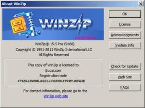 WinZip 24 Crack & Activation Key Free Download [2020]