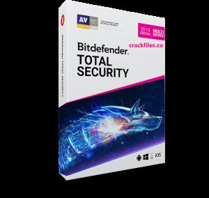 Bitdefender Total Security 2020 Crack & Activation Key Free [2020]