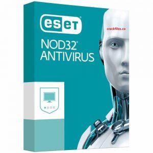 ESET NOD32 Antivirus 13.1.21 Crack & License Key Free Download2020