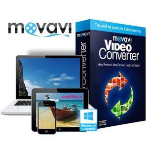 Movavi Video Converter 20.3.0 Crack & Activation Key Full Version 2020