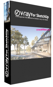 VRay for SketchUp 4.20.01 Crack With License Key Free Download [2020]
