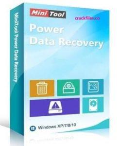 MiniTool Power Data Recovery 8.8 Crack & Keygen Free Download 2020
