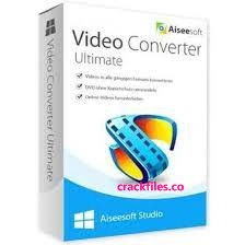 Aimersoft Video Converter Ultimate 11.5.0.25 Crack Registration Key 2020
