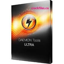 DAEMON Tools Ultra 5.7.0.1284 Crack & Serial Key Free Download [2020]