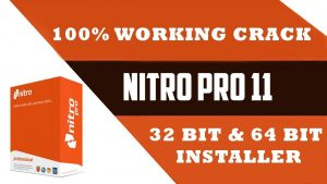 Nitro Pro 13.16.2.300 Crack Plus Serial Key Free Download [2020]
