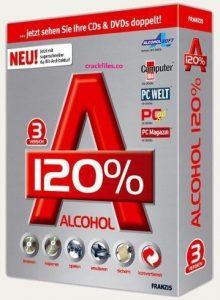 Alcohol 120% 2.1.0.20601 Crack Plus Serial Key Full Version [2020]