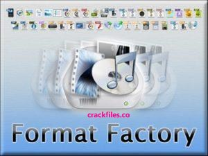 FormatFactory 5.1.0.0 Crack With Serial Key Free Download [2020]