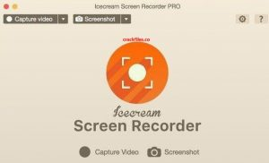 IceCream Screen Recorder 6.23 Crack & Serial Key Free Download {2020}