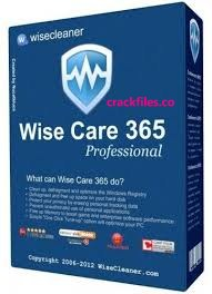 Wise Care 365 Pro 5.5.3.548 Crack & License Key Free Download [2020]
